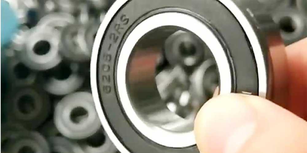 کدهای بلبرینگ صنعتی